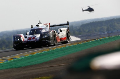 Porsche closing on overall 1-2 at Le Mans in hour 20