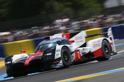 Le Mans 24 Hours: Toyota leads, #2 Porsche hits trouble in hour 4