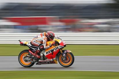 Honda's MotoGP bike still problematic in the wet, says Marquez