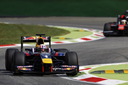 Monza GP2: Red Bull's Pierre Gasly fastest in free practice