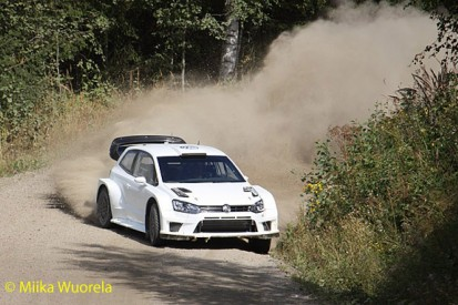 Marcus Gronholm tests early version of 2017 VW Polo WRC