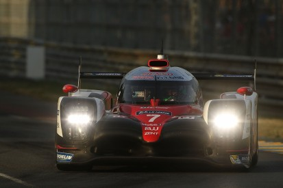 Le Mans 24 Hours lead battle closes up during sixth hour