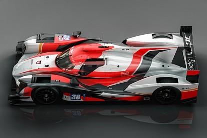 Jota Sport LMP2 team steps up to full World Endurance Championship