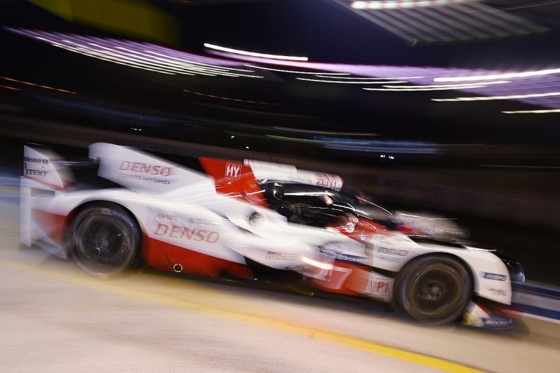 Le Mans 24 Hours: Second Toyota hits major trouble in hour 8