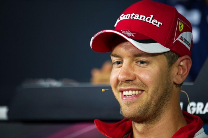 Pirelli's response to F1 blowouts pleases Ferrari's Vettel
