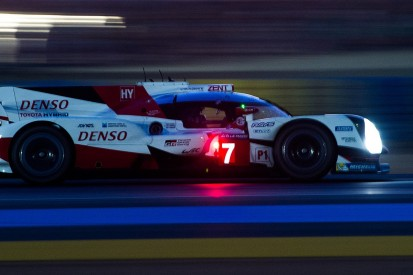Mike Conway extends #7 Toyota's lead in hour 9 at Le Mans