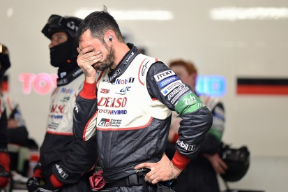 Disaster for Toyota gives Porsche the lead at Le Mans in hour 10