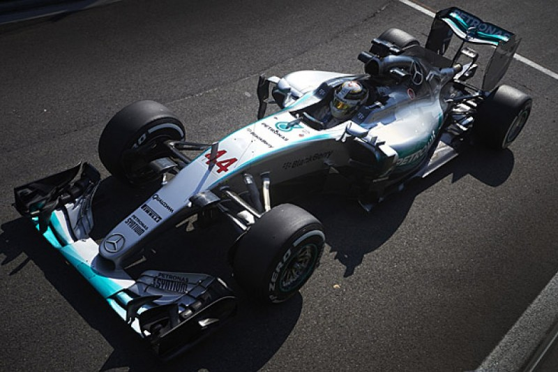 Mercedes F1 team to use new-spec engine at Monza