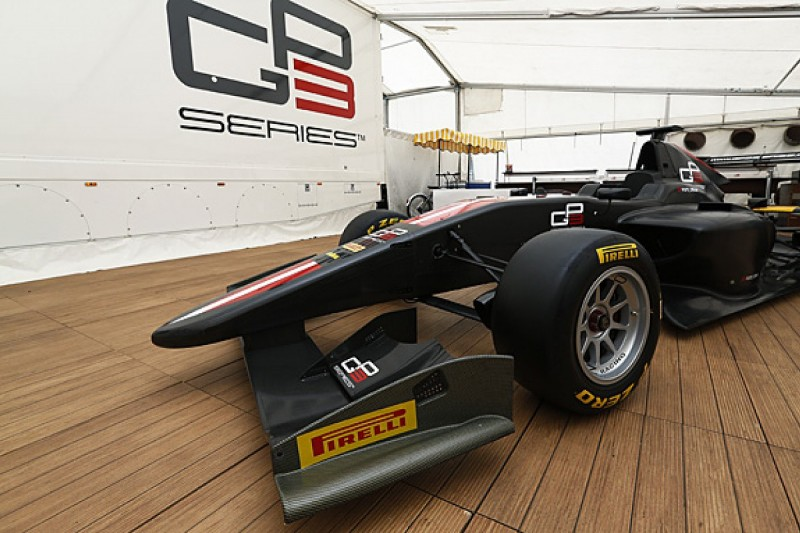 GP3 unveils new car and engine package for 2016 at Monza