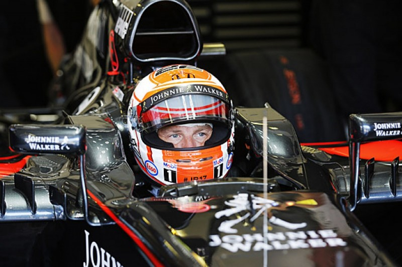 Jenson Button says it's time for closed cockpits in Formula 1