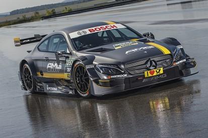Mercedes unveils its 2016 DTM car