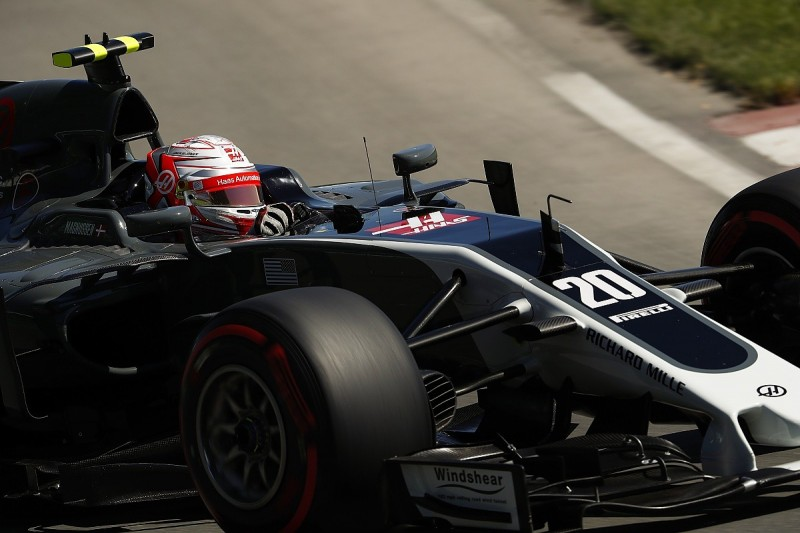 Haas F1 team's vibe better than Magnussen found at other teams