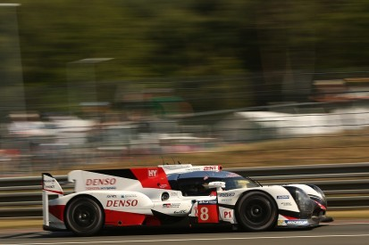 Toyota 24 Hours of Le Mans strategy could change in hot conditions