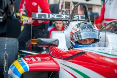 Prema's Felix Rosenqvist ends Algarve European F3 test on top