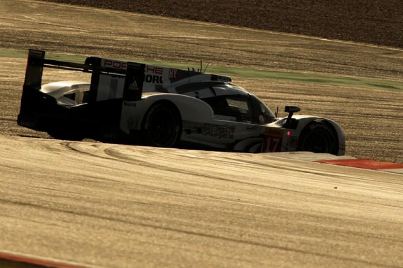 Porsche predicts long-term WEC LMP1 presence