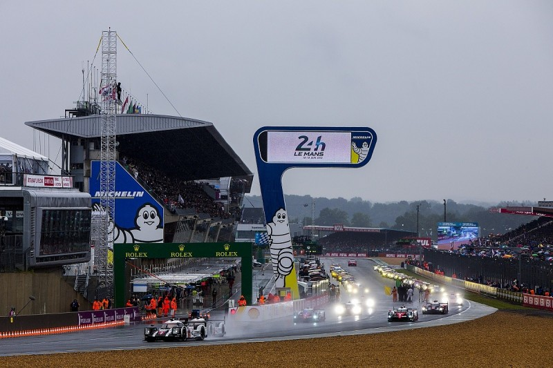 Formula 1 chairman Chase Carey named as Le Mans 24 Hours starter