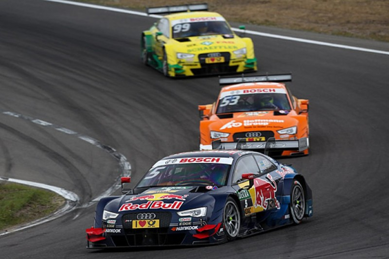 Audi DTM boss expects to retain full 2015 line-up next year