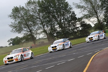 Nick Foster to stand in for Andy Priaulx at BTCC Rockingham round