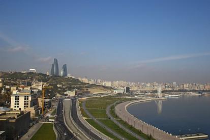 FIA's Charlie Whiting happy with Baku F1 grand prix track progress