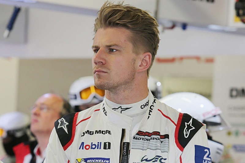 Porsche wants Force India F1's Nico Hulkenberg for Le Mans again