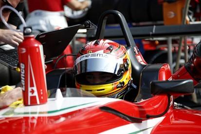 Algarve European Formula 3 test: Ferrari protege Lance Stroll leads