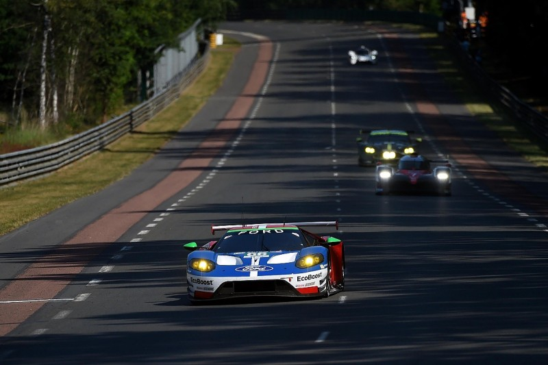 Le Mans 24 Hours Balance of Performance brings down GTE - Bourdais