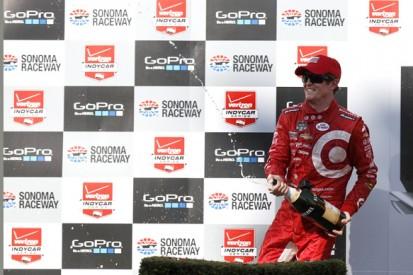 Scott Dixon denies Juan Pablo Montoya 2015 IndyCar title at Sonoma