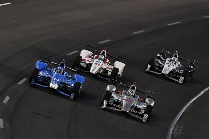 IndyCar drivers want changes to avoid Texas pack-racing repeat