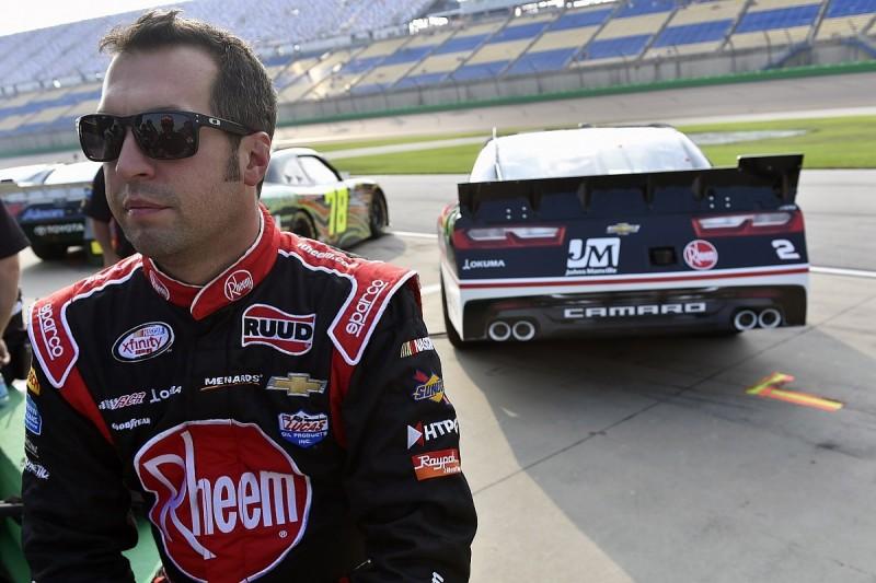 Indy 500 winner Sam Hornish gets NASCAR return with Penske