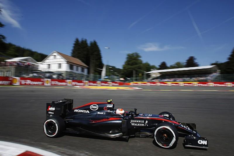 Honda reckons its F1 engine is 25 horsepower ahead of Renault