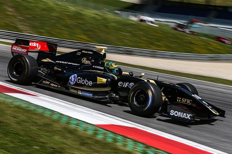 GP2 racer Marlon Stockinger to finish FR3.5 season with Lotus