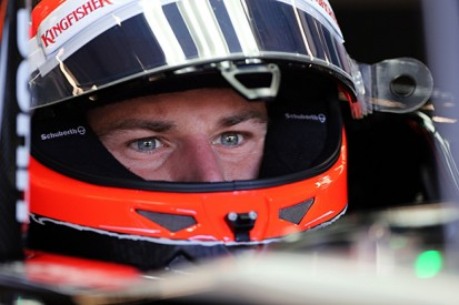 Nico Hulkenberg to stay at Force India Formula 1 team for 2016/17