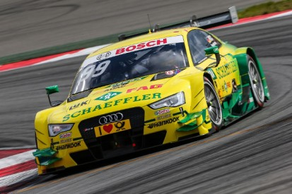 Moscow DTM: Audi's Mike Rockenfeller on pole in Sunday qualifying