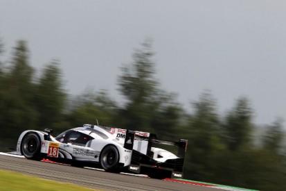 Nurburgring WEC: Marc Lieb puts Porsche ahead in final practice