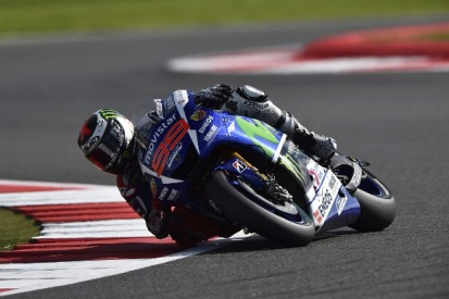 Silverstone MotoGP: Jorge Lorenzo tops FP3 with late flying lap