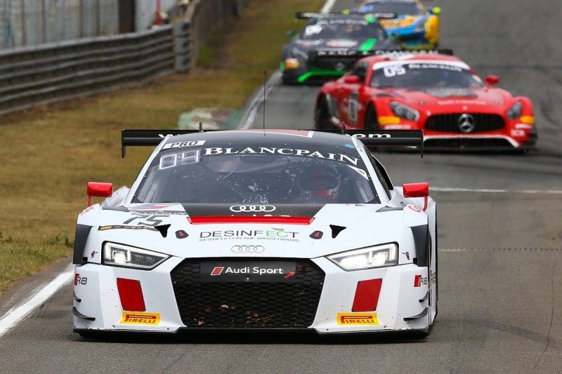 ISR and Sainteloc join WRT as Audi's Spa 24 Hours factory line-up