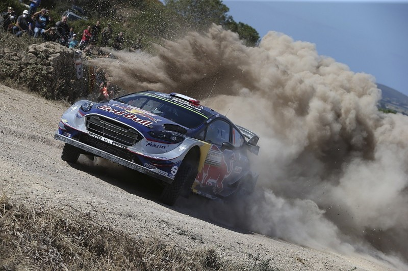 Sebastien Ogier: I'll stay at M-Sport for WRC 2018 if Ford backs it