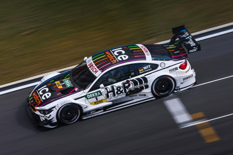 Moscow DTM: BMW's Marco Wittmann takes first pole of title defence