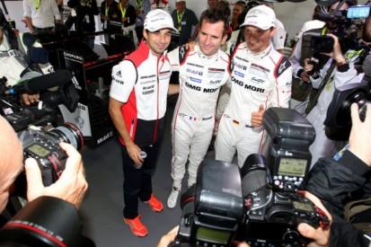 Nurburgring WEC: Porsche 2015 pole streak continues in qualifying