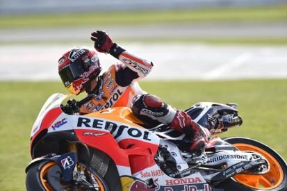 Silverstone MotoGP: Marc Marquez storms to British Grand Prix pole