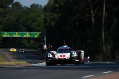 Le Mans 24 Hours 2017: #1 Porsche outpaces Toyota in free practice