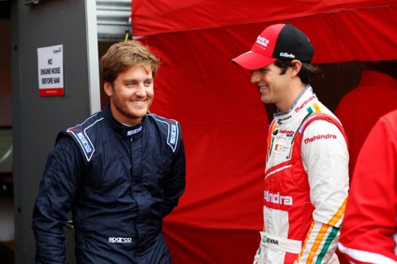 IndyCar's Stefano Coletti wants 2015/16 Formula E seat with Aguri