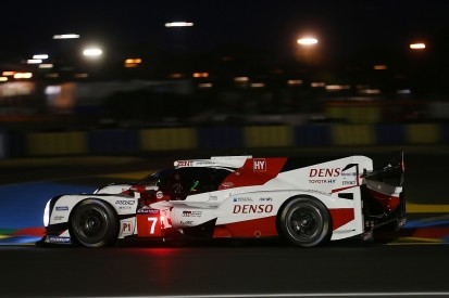 Le Mans 24 Hours 2017: Toyota takes provisional pole on Wednesday
