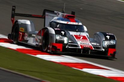 Nurburgring WEC: Audi beats Porsches to top close second practice