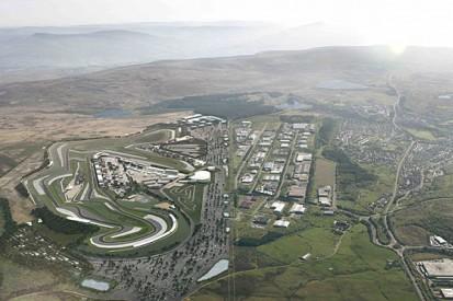 New British MotoGP venue Circuit of Wales makes progress