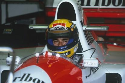 Lewis Hamilton has Ayrton Senna's speed but not ruthlessness