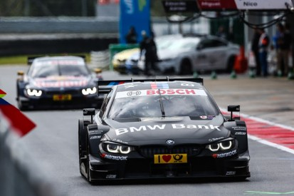Moscow DTM: Bruno Spengler heads damp Saturday practice for BMW