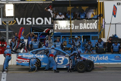 Injured NASCAR Cup driver Almirola's recovery ahead of schedule