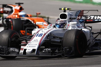 Williams F1 rookie Stroll's maiden points proves doubters wrong