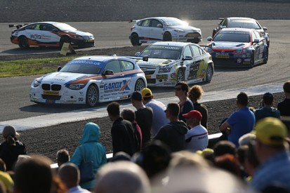 RML back to British Touring Car Championship as technical partner